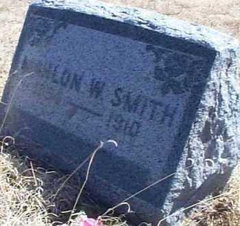 SMITH, MAHLON W. - Elbert County, Colorado | MAHLON W. SMITH - Colorado Gravestone Photos