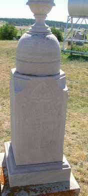 SORENCY, ANNIE BELLE - Elbert County, Colorado | ANNIE BELLE SORENCY - Colorado Gravestone Photos