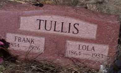 TULLIS, FRANK - Elbert County, Colorado | FRANK TULLIS - Colorado Gravestone Photos