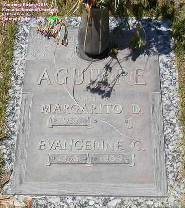 AGUIRRE, MARGARITO - El Paso County, Colorado | MARGARITO AGUIRRE - Colorado Gravestone Photos