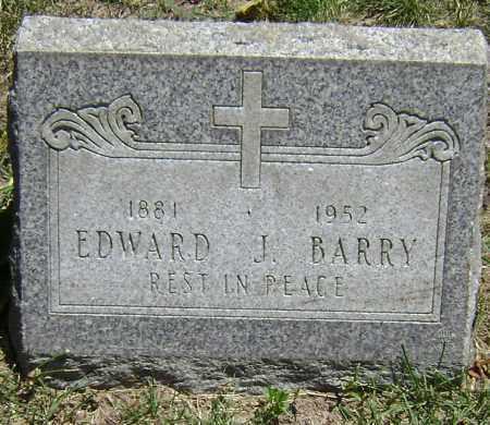 BARRY, EDWARD - El Paso County, Colorado   EDWARD BARRY - Colorado Gravestone Photos