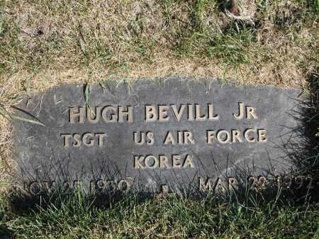 BEVILL, HUGH JR. - El Paso County, Colorado | HUGH JR. BEVILL - Colorado Gravestone Photos