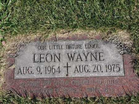 BEVILL, LEON W. - El Paso County, Colorado | LEON W. BEVILL - Colorado Gravestone Photos