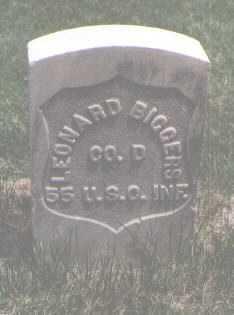 BIGGERS, LEONARD - El Paso County, Colorado   LEONARD BIGGERS - Colorado Gravestone Photos