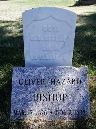 BISHOP, OLIVER H. - El Paso County, Colorado | OLIVER H. BISHOP - Colorado Gravestone Photos
