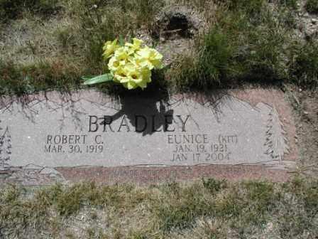 BRADLEY, EUNICE - El Paso County, Colorado   EUNICE BRADLEY - Colorado Gravestone Photos