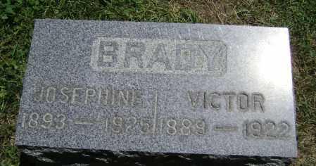 BRADY, JOSEPHINE - El Paso County, Colorado | JOSEPHINE BRADY - Colorado Gravestone Photos