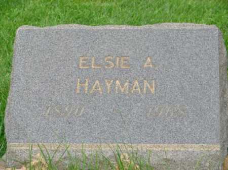 BURKETT, ELSIE - El Paso County, Colorado   ELSIE BURKETT - Colorado Gravestone Photos