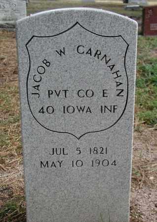CARNAHAN, JACOB W. - El Paso County, Colorado | JACOB W. CARNAHAN - Colorado Gravestone Photos
