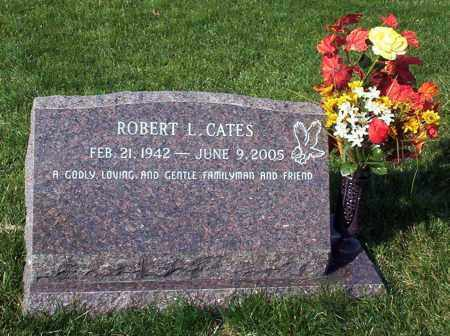 CATES, ROBERT L - El Paso County, Colorado | ROBERT L CATES - Colorado Gravestone Photos
