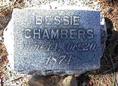 CHAMBERS, BESSIE - El Paso County, Colorado   BESSIE CHAMBERS - Colorado Gravestone Photos