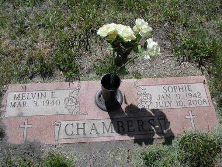 CHAMBERS, SOPHIE - El Paso County, Colorado   SOPHIE CHAMBERS - Colorado Gravestone Photos
