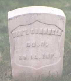 CHANNELL, DAN'L - El Paso County, Colorado | DAN'L CHANNELL - Colorado Gravestone Photos
