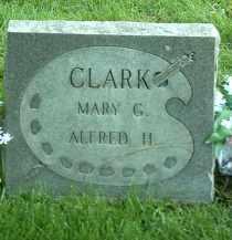 CLARK, ALFRED H. - El Paso County, Colorado | ALFRED H. CLARK - Colorado Gravestone Photos