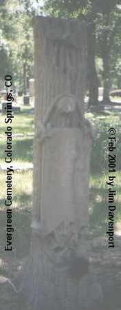 CLAY, HENRY C. - El Paso County, Colorado | HENRY C. CLAY - Colorado Gravestone Photos