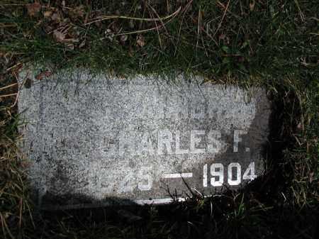 CONNINGHAM, CHARLES F. - El Paso County, Colorado | CHARLES F. CONNINGHAM - Colorado Gravestone Photos