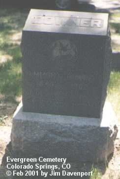 DOWNER, EMMON H. - El Paso County, Colorado | EMMON H. DOWNER - Colorado Gravestone Photos