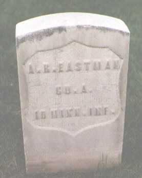 EASTMAN, ALPHEUS R. - El Paso County, Colorado | ALPHEUS R. EASTMAN - Colorado Gravestone Photos