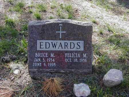 EDWARDS, BRUCE M. - El Paso County, Colorado   BRUCE M. EDWARDS - Colorado Gravestone Photos