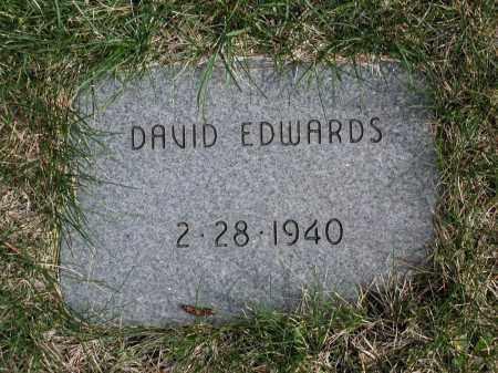 EDWARDS, DAVID - El Paso County, Colorado | DAVID EDWARDS - Colorado Gravestone Photos