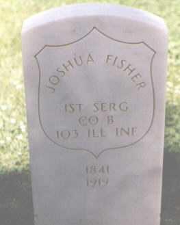 FISHER, JOSHUA - El Paso County, Colorado | JOSHUA FISHER - Colorado Gravestone Photos