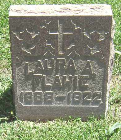FLAHIE, LAURA A - El Paso County, Colorado | LAURA A FLAHIE - Colorado Gravestone Photos