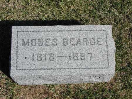 FORD, MOSES B. - El Paso County, Colorado | MOSES B. FORD - Colorado Gravestone Photos