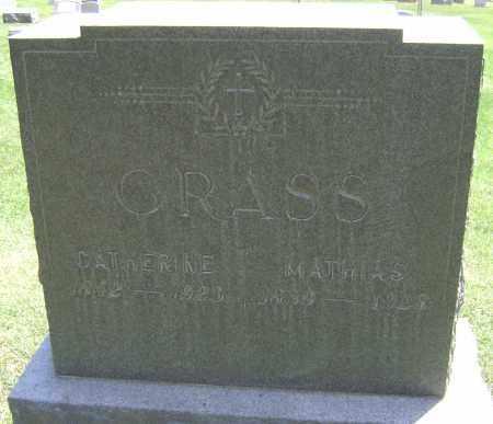 GRASS, CATHERINE - El Paso County, Colorado   CATHERINE GRASS - Colorado Gravestone Photos