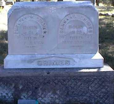 GRIMES, HANNAH - El Paso County, Colorado | HANNAH GRIMES - Colorado Gravestone Photos