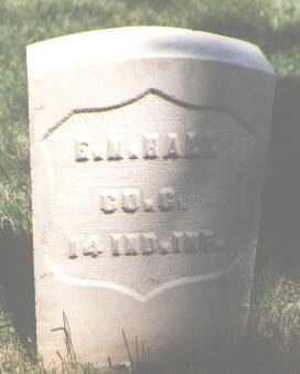 HALL, EDGAR M. - El Paso County, Colorado | EDGAR M. HALL - Colorado Gravestone Photos