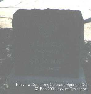 HAYSLIP, B.E. - El Paso County, Colorado | B.E. HAYSLIP - Colorado Gravestone Photos