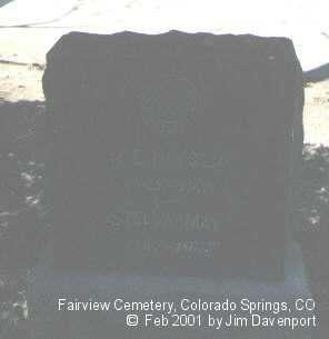 HAYSLIP, B.E. - El Paso County, Colorado | B.E. HAYSLIP - Colorado Gravestone Photos