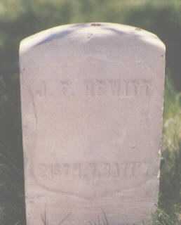 HEWITT, JOHN F. - El Paso County, Colorado | JOHN F. HEWITT - Colorado Gravestone Photos