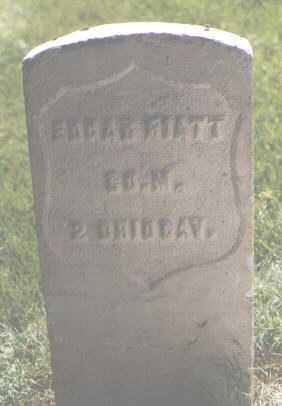 HIATT, EDGAR - El Paso County, Colorado | EDGAR HIATT - Colorado Gravestone Photos