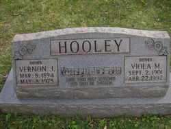 HOOLEY, VERNON J. - El Paso County, Colorado | VERNON J. HOOLEY - Colorado Gravestone Photos