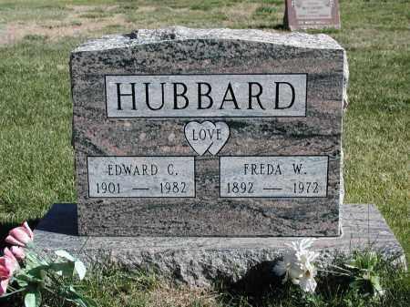 HUBBARD, EDWARD C. - El Paso County, Colorado | EDWARD C. HUBBARD - Colorado Gravestone Photos