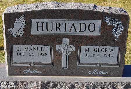 HURTADO, J. 'MANUEL' - El Paso County, Colorado | J. 'MANUEL' HURTADO - Colorado Gravestone Photos
