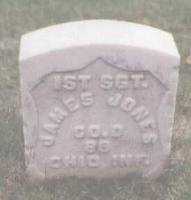 JONES, JAMES - El Paso County, Colorado   JAMES JONES - Colorado Gravestone Photos