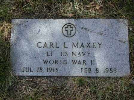 MAXEY, CARL - El Paso County, Colorado   CARL MAXEY - Colorado Gravestone Photos