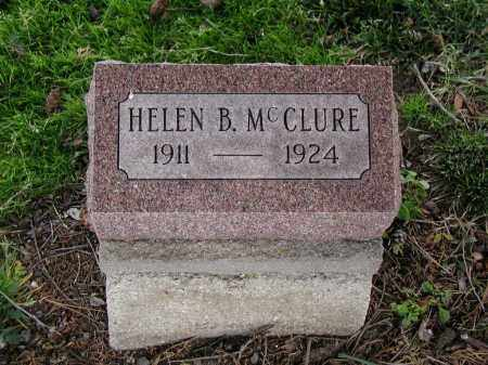 MCCLURE, HELEN B. - El Paso County, Colorado | HELEN B. MCCLURE - Colorado Gravestone Photos