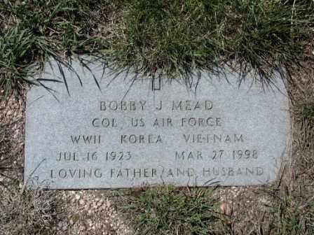 MEAD, BOBBY - El Paso County, Colorado   BOBBY MEAD - Colorado Gravestone Photos