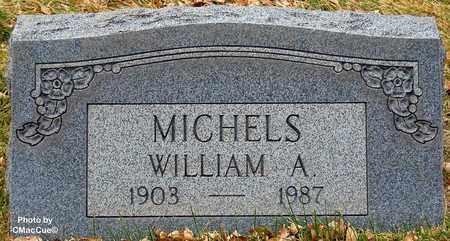 MICHELS, WILLIAM A. - El Paso County, Colorado | WILLIAM A. MICHELS - Colorado Gravestone Photos