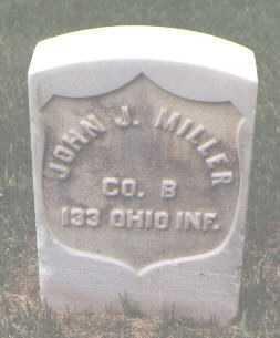 MILLER, JOHN J. - El Paso County, Colorado   JOHN J. MILLER - Colorado Gravestone Photos