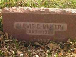 MILLER, LEWIS - El Paso County, Colorado   LEWIS MILLER - Colorado Gravestone Photos