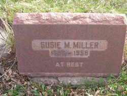 MILLER, SUSIE M. - El Paso County, Colorado | SUSIE M. MILLER - Colorado Gravestone Photos