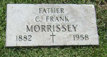 MORRISSEY, C. FRANK - El Paso County, Colorado | C. FRANK MORRISSEY - Colorado Gravestone Photos