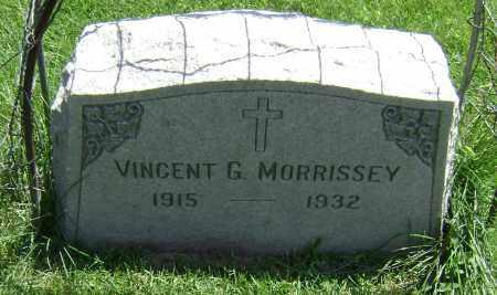 MORRISSEY, VINCENT G - El Paso County, Colorado   VINCENT G MORRISSEY - Colorado Gravestone Photos