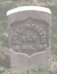 MOULTON, ROBERT - El Paso County, Colorado | ROBERT MOULTON - Colorado Gravestone Photos