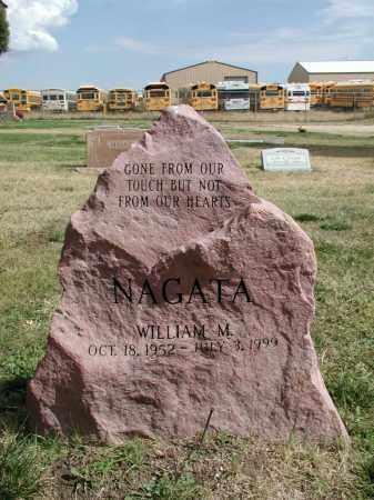 NAGATA, WILLIAM M. - El Paso County, Colorado | WILLIAM M. NAGATA - Colorado Gravestone Photos