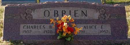 O'BRIEN, ALICE E. - El Paso County, Colorado | ALICE E. O'BRIEN - Colorado Gravestone Photos